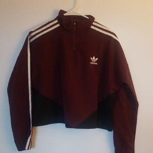 Adidas light weight top/jacket